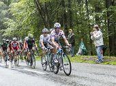 Polka Dot Jersey- The Cyclist Tony Martin