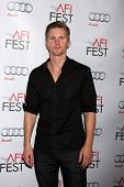 LOS ANGELES - NOV 8:  Thad Luckinbill at the AFI FEST 2014 Photocall at the TCL Chinese 6 Theaters on November 8, 2014 in Los Angeles, CA