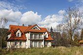 Residential Building In Zakopane, Poland
