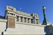Washington DC - Library of Congress building