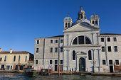 Church In Venice, Veneto, Italy