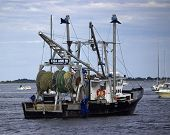 Merrimack Fishing Trawler