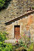 Old city doors