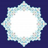 image of ottoman  - series of patterns designed by taking advantage of the former Ottoman - JPG