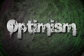 Optimism Concept