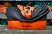 Fisherman's Waterproof Oilskin Smock