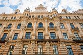 Art Nouveau Style In Riga
