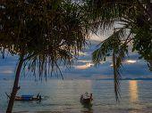 Long tailed boat Ruea Hang Yao in Krabi Thailand