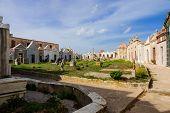 Marine Cemetery, Bonifacio
