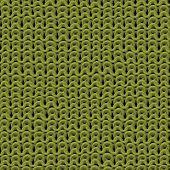 image of knitwear  - detail of beautiful green texture of knitwear pattern - JPG