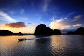 Pan-yee Island,thailand
