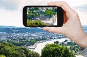 picture of moselle  - travel concept  - JPG