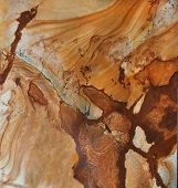 stock photo of agate  - onyx agate stone marble bacground texture effect  - JPG