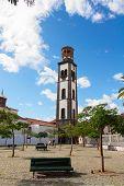 picture of senora  - Cathedral church of Santa Cruz de Tenerife - JPG