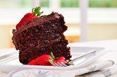 picture of sponge-cake  - Delicious - JPG