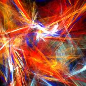 Colorful Strokes
