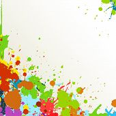 Grunge, Abstract, Art, Artistic, Color, Splash, Colorful, Coloring, Paint