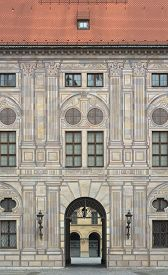 stock photo of munich residence  - Emperor - JPG