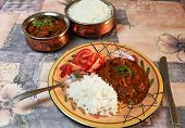 Madras Curry de carne 3