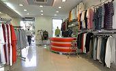 modern shop interior photo