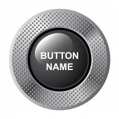 Black button.