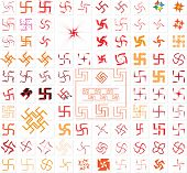 image of swastik  - Swastic Collection  - JPG