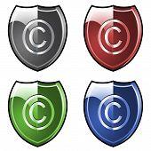 Shield. Armor