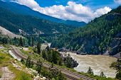 Fraser River and Pacific Canadian Railway.
