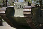 Light Battle Tank Of The First World War