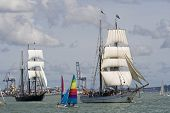 Tall Ships Racing