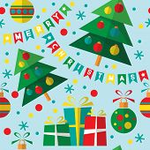 Christmas Seamless poster