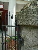Gate To Historic Inn