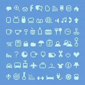 Pixe web icons