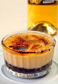 Close Up Of Creme Brule