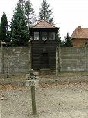 Watchtower In Main Auschwitz Camp