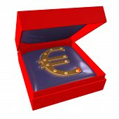 Mark Of Euro