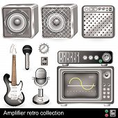 Amplifier Retro Collection