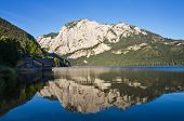 Reflections At Lake Altaussee