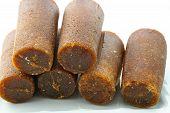 Six Cones of Piloncillo Sugar