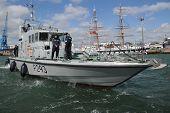 HMS Archer fast patrol boat