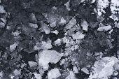 Metling Ice
