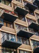 Wohnung Balkon