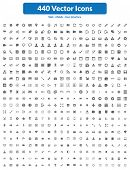 440 Vektor Icons.eps