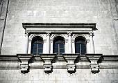 Window Of Church, Cividale Del Friuli