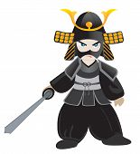 Pequeño Samurai