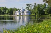 stock photo of tsarskoe  - Pavilion  - JPG