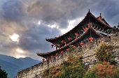 South Gate, Dali Ancient City, Yunnan Province, China