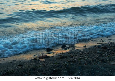 Picture or Photo of Sea sunrise