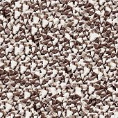 gravel aggregate seamless background