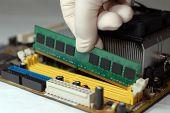 installation Computer memory